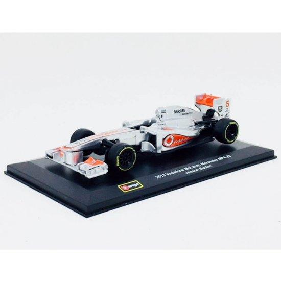 Jenson button mp4-28 mclaren mercedes vodafone Team Fórmula 1 2013 1//32 Bburago...