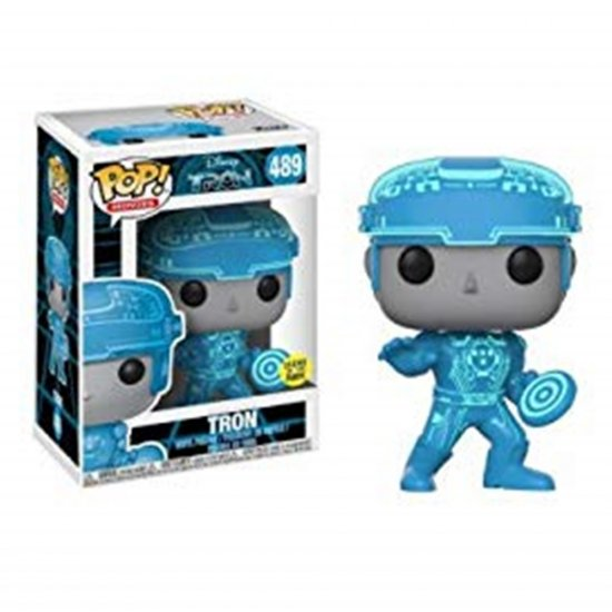 Boneco Tron - Disney Tron - Pop! Movies 489 - Funko