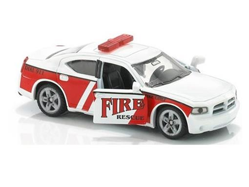 Dodge: Charger Bombeiro Chefe - 1:55
