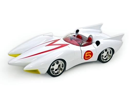 Speed Racer: Mach 5 - 1:18