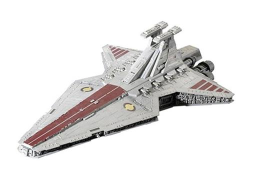 Star Wars: Republic Star Destroyer - Kit p/ Montar