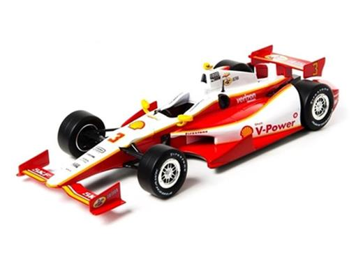 Penske Racing: Helio Castroneves (2012) - Formula Indy - 1:18