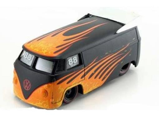 Volkswagen: Kombi Bus #055 - VDubs Wave 5 - (1962) - 1:64