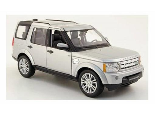 Land Rover: Discovery 4 - 1:24 - Welly
