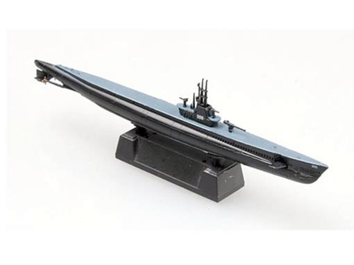 Miniatura Submarino USS SS-285 Balao (1943) - 1:700 - Easy Model