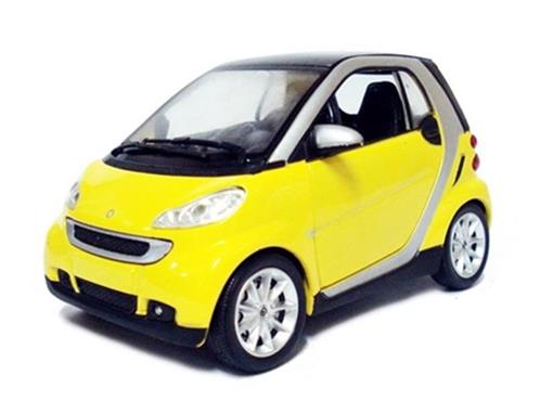 Smart: For Two - Amarelo - 1:24