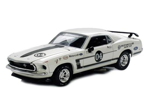 Ford: Mustang 302 Racer (1969) - 1:38 - Unique Replicas