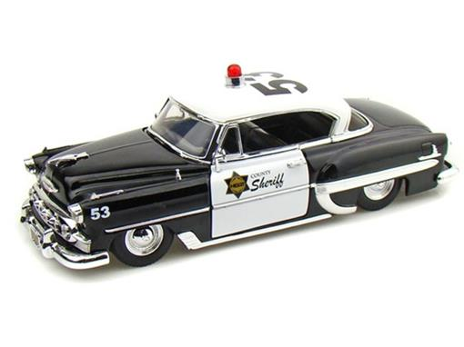 Chevrolet: Bel Air (1953) - Policia - 1:24