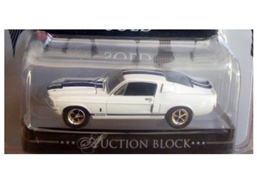 Ford: Shelby GT500 Fastback (1967) - 1:64
