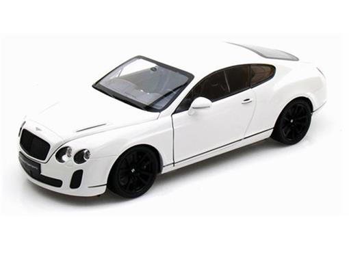 Bentley: Continental Supersports - 1:18