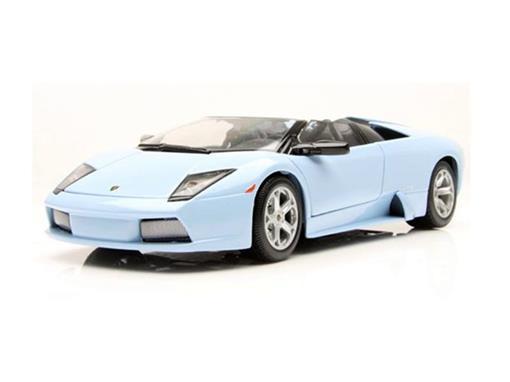 Lamborghini Murcielago Roadster Azul 1 18