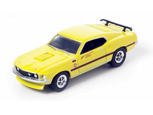 Ford: Mustang Mach 1 (1969) - Zine Machines - Série 2 - 1:64