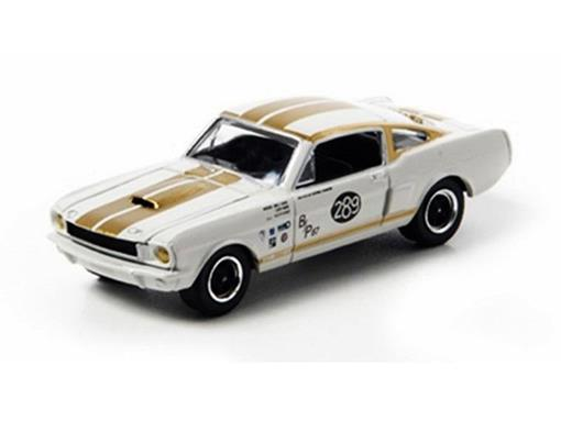 Ford: Shelby GT 350H (1966) - Road Racers - Série 1 - 1:64
