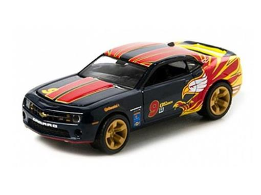 Chevrolet: Camaro SS (2010) - Road Racers - Série 1 - 1:64