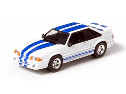 Miniatura Carro Ford Mustang (1991) - County Roads - Série 7 - 1:64 - Greenlight Collectibles