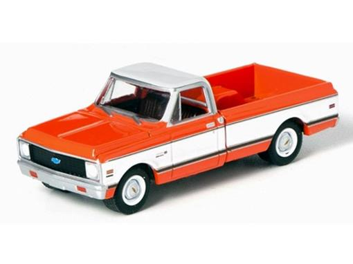 Chevrolet: Cheyenne (1971) - County Roads - Série 8 - 1:64