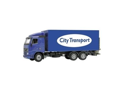 Volvo: FH 12 - Baú - City Transport - 1:50