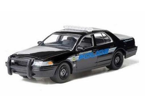 Ford: Crown Victoria (2008) Cleveland Hot Pursuit Série 8 - 1:64