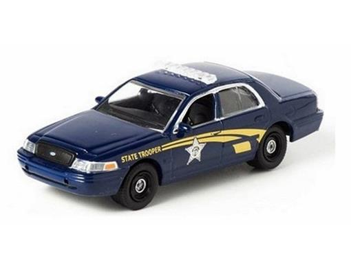 Ford: Crown Victoria Police Intercep. Hot Pursuit Série 9 - 1:64