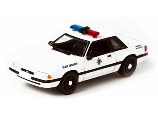 Ford: Mustang (1993) - Nebraska - Hot Pursuit Série 9 - 1:64