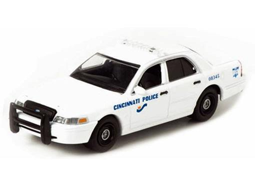 Ford: Crown Victoria Police Inter. - Hot Pursuit Série 9 - 1:64