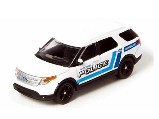 Ford: Explorer (2011) - Indiana P - Hot Pursuit - Série 9 - 1:64