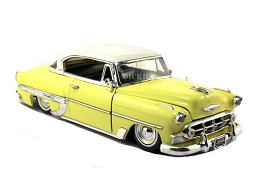 Chevrolet: Bel Air (1953) - Amarelo - 1:24