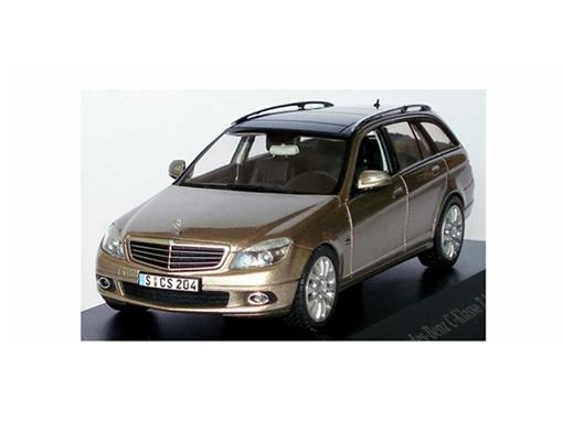 Mercedes Benz: C-Klasse T-Model - Marrom - 1:43