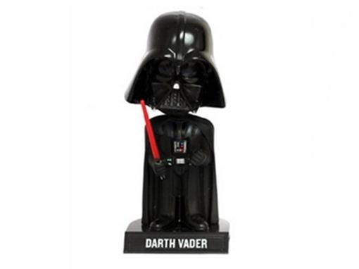 Boneco Darth Vader (Star Wars) - Bobble Head - Funko