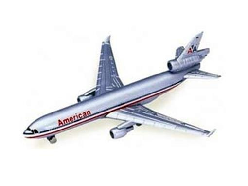 Mc Donnell Douglas: MD-11 - American Airlines