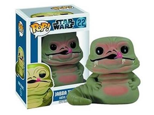 Boneco Jabba The Hutt - Star Wars - Pop! 22 - Funko