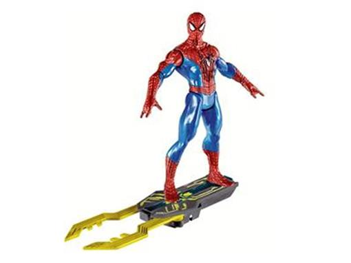 Boneco Spider-Man Blitz Board -The Amazing Spider-Man 2 - 3.75