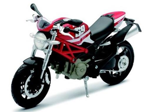 Ducati: Monster 796 (No 69) - 1:12
