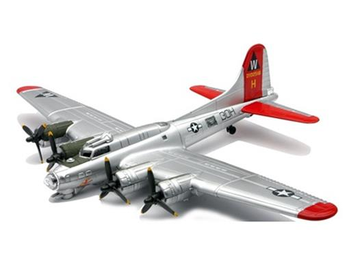 Boeing: B-17 Flying Fortress - Kit de Montar