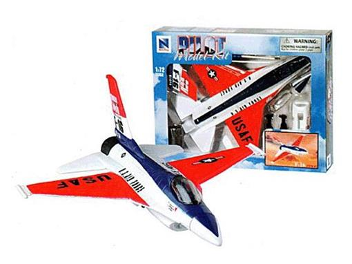 General Dynamics: F-16 Fighting Falcon - Kit de Montar 1:72