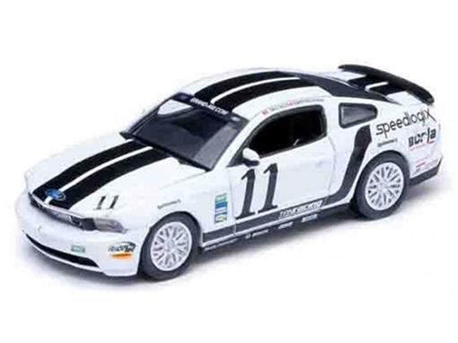 Ford: Mustang (2011) - Road Racers - Série 3 - 1:64