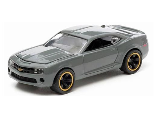 Chevy: Camaro SS (2011) - P. Gray - Camaro Collection S1 - 1:64