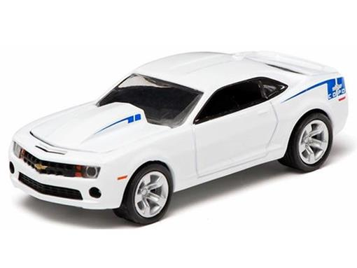 Chevy: Camaro SS (2012) Copo - Camaro Collection S1 - 1:64