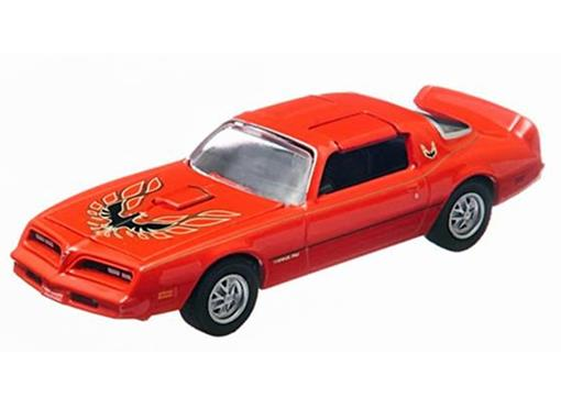 Pontiac: Firebird T/A (1977) - Old School - Hollywood S 5 - 1:64
