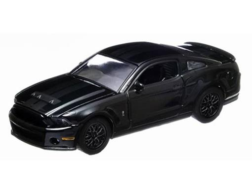 Ford: Shelby GT500 (2012) - Black Bandit - Série 8 - 1:64