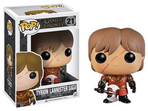 Boneco Tyrion Lannister - Game Of Thrones - Pop! 21 - Funko