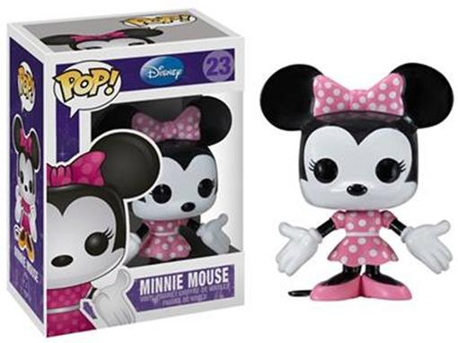 Boneco Minnie Mouse - Disney - Pop! 23 - Funko