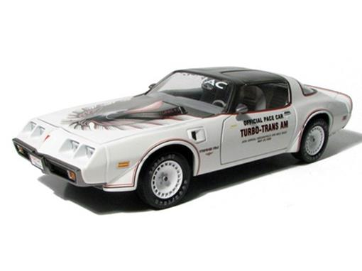 Pontiac: Trans Am (1980) - Indianapolis 500 Pace Car - 1:18