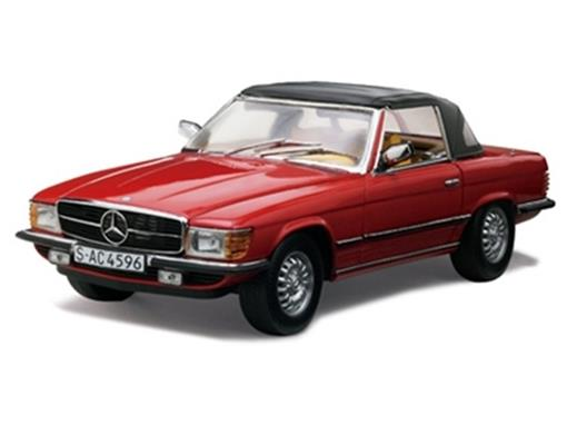 Mercedes Benz 350 SL (1977) - 1:18