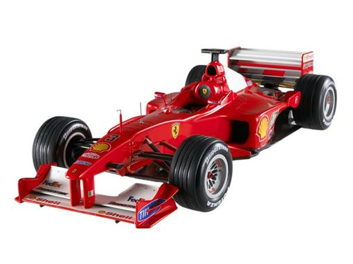 Ferrari: F2000 Michael Schumacher Japan GP 2000 - 1:18