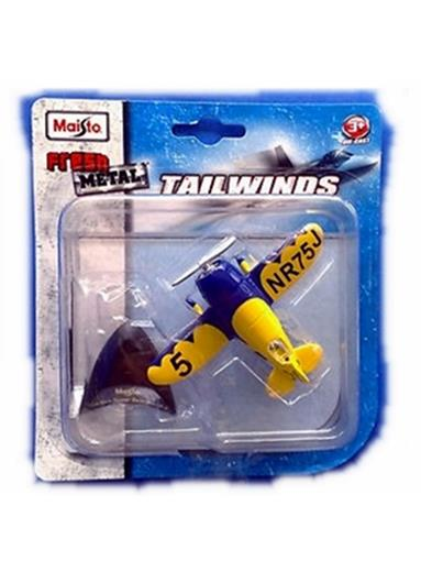 Gee Bee: Super Sportster R-1 #5 - Amarelo - Tailwinds