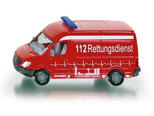 Mercedes Benz: Sprinter - Ambulância - 1:55