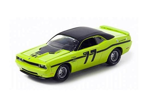 Dodge: Challenger SRT8 (2008) - Road Racers - Série 1 - 1:64