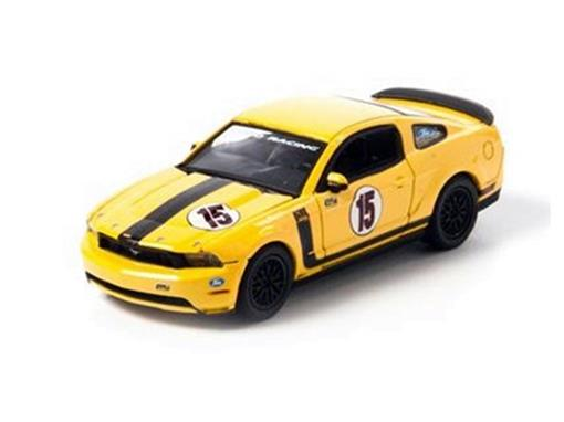 Ford: Mustang Boss 302R (2012) - Road Racers - Série 1 - 1:64