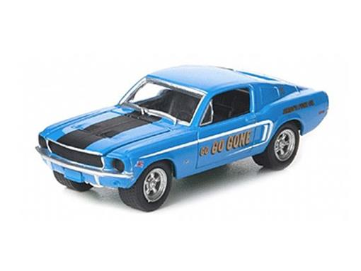 Ford: Mustang (1968) - Road Racers - Série 2 - 1:64